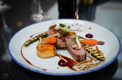 Flavourful mains for lunch or dinner
